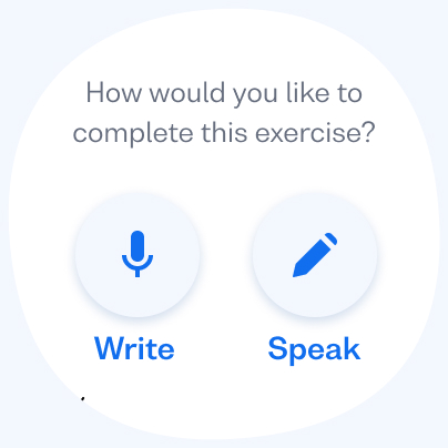 conversation-exercises